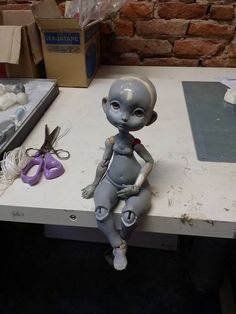 BJD  almost finished