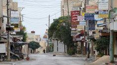 Saraqeb - scene of Syrian chemical attack?
