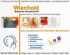 Warendorf : Bernd Wienhold - Haustechnik