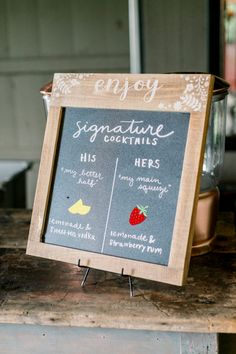 Colorful Rustic Wildflower Wedding by Brittany Thomas Photography. As seen on United with Love, a source for Virginia wedding inspiration. Rustic Wedding, Wedding Reception, Wedding Day, Spring Wedding, Dream Wedding, Wedding Chair Signs, Wedding Chairs, Sweet Tea Vodka, Wedding Signature Drinks