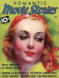 Vintage Magazine Covers by Zoe Mozert   Flickr - Photo Sharing!