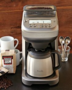 Breville YouBrew Coffee Maker with Thermal Carafe  Williams-Sonoma