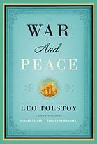 War and peace by Leo Tolstoy. RL Brian Eno.