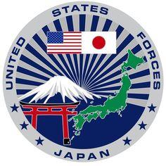 在日米軍司令部のロゴが新しくなりました~~!皆さん、いかがでしょうか??