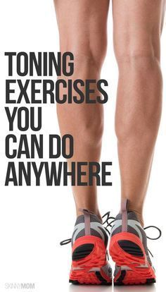 Here are 9 moves to tighten and tone.