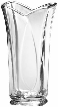 Bormioli Rocco Vinciana Flower Vase, Gift Boxed by Bormioli Rocco. $17.74. Safe to clean in the dishwasher. With a beautiful cut and modern design, this glass vase is appealing in any setting. A great idea for newlyweds and new homeowners; comes gift boxed. Stands 9 inches tall; will accommodate a variety of floral arrangements or decorative colored glass. Made in Italy; features a small foot at the bottom and a slight flare at the top with scalloped edges. Fresh fl...