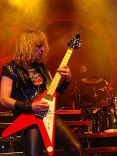 K.K. Downing abandona Judas Priest | Guitarristas.info