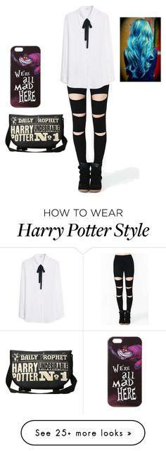 """""""Untitled #30"""" by mmiller1276 on Polyvore featuring MANGO and Disney"""