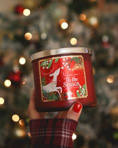 'Tis the season for festive candles! It's my favourite time of year for fragrances with spices, food and pine scents...Read More