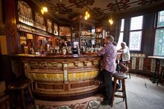The Black Horse is a Victorian pub dating to 1898. Located in Preston, Lancashire,