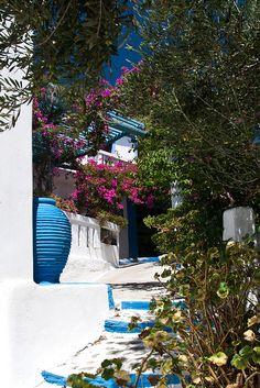 [Karpathos Island, Greece]  ...  It's so beautiful, it makes me cry