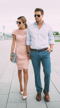Свадебный дресс-код. Как одеться, чтобы не выглядеть белой вороной