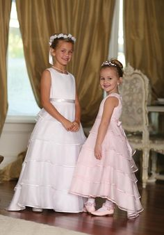 image of flower girls outfits | Sweet Collection Of Flower Girl Dresses 2013 For Girls