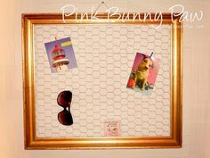 Chicken wire frame Chicken Wire Frame, Diy Crafts, Sewing, Desserts, Projects, Home Decor, Tailgate Desserts, Log Projects, Dressmaking