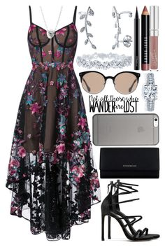 Designer Clothes, Shoes & Bags for Women Kpop Fashion Outfits, Stage Outfits, Stylish Outfits, Fashion Dresses, Pretty Dresses, Beautiful Dresses, Mode Kpop, Looks Chic, Polyvore Outfits