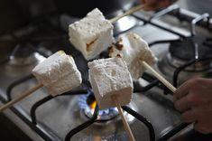 Cane sugar marshmallow