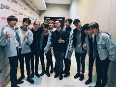 bts with before you exist boy band in bts con