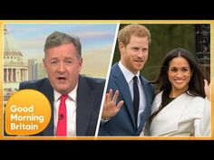 Piers Erupts at Reports of Prince Harry and Meghan Markle Reality Show   Good Morning Britain - YouTube Hello Kitty Photos, Good Morning Britain, Uk Tv, Us Election, Prince Harry And Meghan, Meghan Markle, Presidents, Interview, Royals