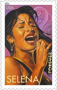 Selena - before Selena Gomez...there was Selena Quintanilla-Pérez!!