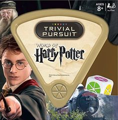 TRIVIAL PURSUIT: World of Harry Potter Edition USAopoly…