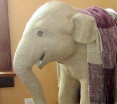 Baby Indian Elephant Pattern