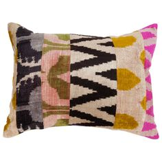 One of a Kind Reyhan Reversible Decorative Pillow Cover @Zinc_Door