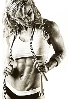 Fitness Superstar: Cover Model Michelle Levesque