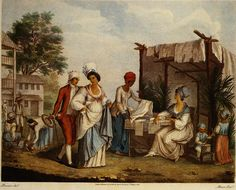 Turbans were mandatory headwear for Creole women in Louisiana during the Spanish colonial period, and the style was adopted throughout the Car. Black History, Art History, History Books, History Facts, Creole People, Latina, Haitian Revolution, French Revolution, Louisiana Creole