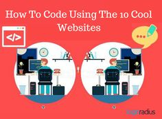 Learn How To Code Using The 10 Cool Websites | LoginRadius