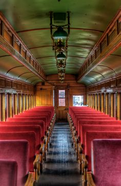 Todos à bordo! | All Aboard (Straburg Railroad, Straburg, Pennsylvania) #Dentro #Trem  #Inside #Train