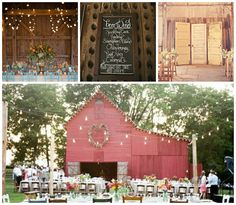 jessicaNdesigns: Wedding Inspiration: Rustic Barn Party