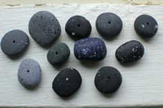 Polymer clay stones | Flickr - Photo Sharing!