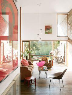 open plan living #decor #architecture