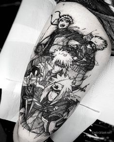 Forarm Tattoos, Dope Tattoos, Anime Tattoos, Body Art Tattoos, Sleeve Tattoos, Tatoos, Tatuagem Guns N Roses, Tattoo Sketches, Tattoo Drawings