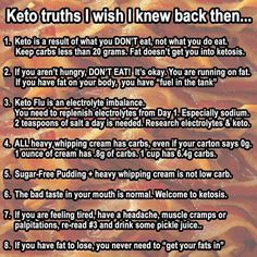 "A good reminder.... I came across this a few months ago. Thought it was time to re-share. If you want to learn more about Keto life head to my personal Blog ""Keto for Life"" #keto #ketoforlife #ketogenic"