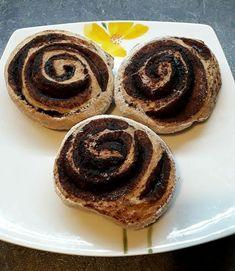 Teljes kiőrlésű fahéjas csiga Healthy Cake, Muffin, Paleo, Diet, Breakfast, Recipes, Food, Healthy Meatloaf, Morning Coffee