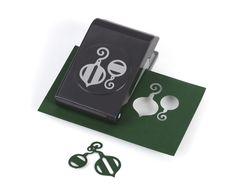 EK Success - Christmas - Slim Profile - Garland Punch - Ornaments at Scrapbook.com $18.69