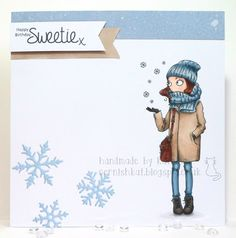 LOTV Coffee Break by Katrina Bufton Card Project inspirations Card Making Tips, Digi Stamps, Lily Of The Valley, Made Goods, Kids Cards, Christmas Cards, Paper Crafts, Crafty, Modern