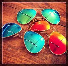 Do something that make you looks different in this summer! Ray Ban  sunglasses, just dd658fd2990a