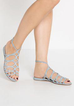bestil ALDO SIGNORESSA - Sandaler - light blue til kr 599,00 (27-07-16). Køb hos Zalando og få gratis levering.