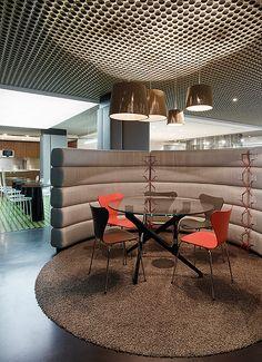 Schlaich Bergermann und Partner offices, Stuttgart, Germany by Ippolito Fleitz Group Architects