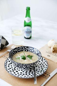 Hm, opwarmen met een soepje! Kom je ook lunchen bij Loods 5 Lekkers?