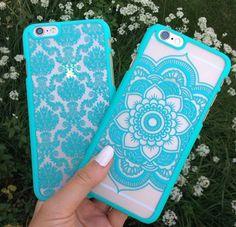 Imagen de case, iphone, and blue