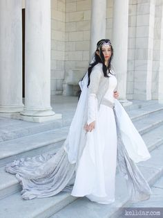 Arwen cosplay from Lord of the Rings. #LOTR