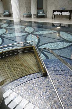 Spa & Hammam indoor pool Four Seasons Bosphorus