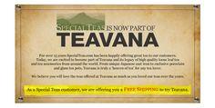 Shop for tea at Teavana.com | Teavana