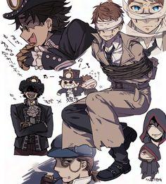 Identity Art, Identity Theft, Art Reference, Body Reference Drawing, Fun Comics, No Name, Manga, Anime Guys, Anime Characters