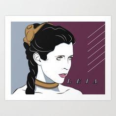 80's Princess Leia Slave Girl