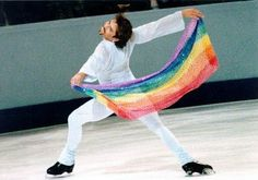 Rudy has been my favorite figure skater since 1996 -- nobody else has even come close.