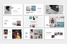 Buy Bosh - Minimal Keynote Template by Pixasquare on GraphicRiver. BOSH – Clean and Minimal Keynote Presentation Template Clean, modern, and simple Keynote Template. This clean and cre. Simple Powerpoint Templates, Keynote Template, Templates Free, Brochure Template, Presentation Layout, Business Presentation, Mockup Photoshop, Change Image, Photo Editing